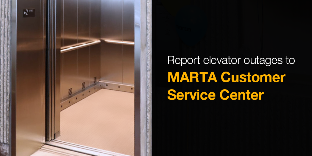 Report Elevator Outages